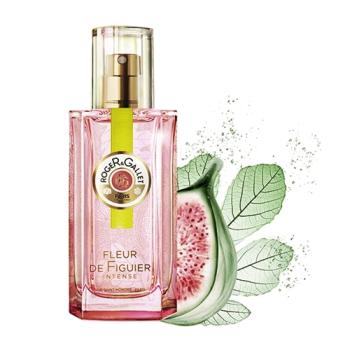 Roger & Gallet - Eau Parfumée Fleur de Figuier Intense Vaporizador; 100 ml.