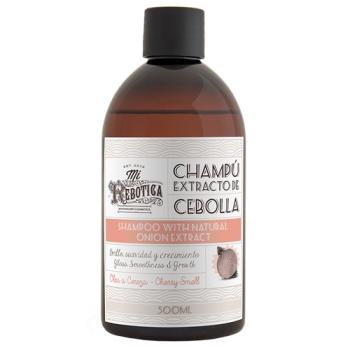 Mi Rebotica Champú 500 ml, con Extracto de Cebolla.