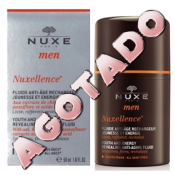 Nuxe Men Nuxellence 50 ml, Fluido Antiedad.