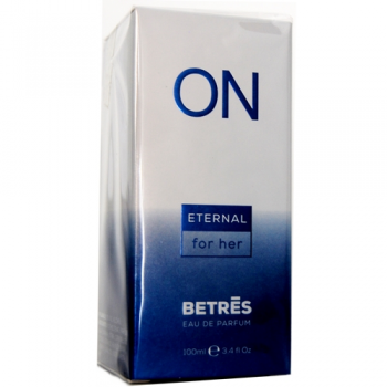 Betres On 100 ml, Eternal Frutal Floral Perfume For Her.