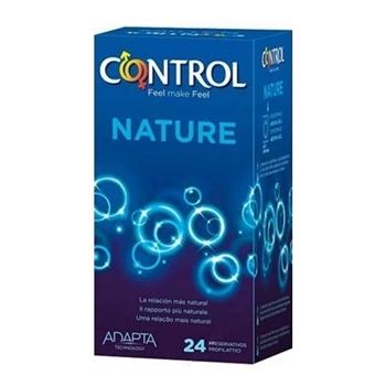 Preservativos -Control Adapta natural- 24un.