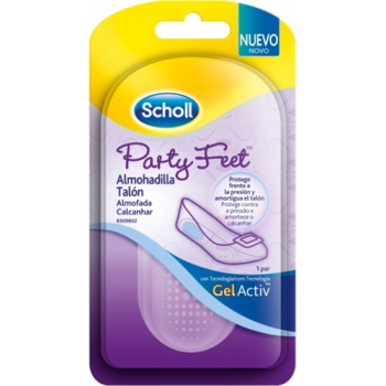 Dr Scholl Gel Activ Almohadilla Talón Party Feet