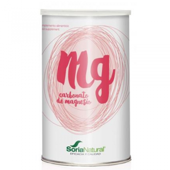 Soria Natural Carbonato de Magnesio,150gr.