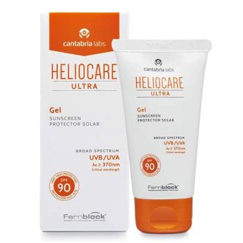 Heliocare Ultra,Gel Protector Solar Spf90,50 ml.+Regalo