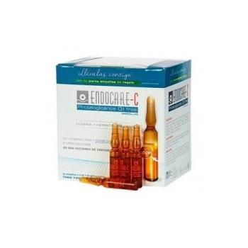 Endocare-C 30 ampollas, Proteoglicanos Oil Free Iluminan Hidratan Regeneran la Piel.