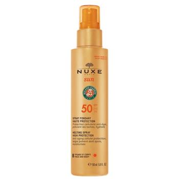 Nuxe Sun Spray 150 ml, Leche Rostro y Cuerpo Spf50 de Nuxe.