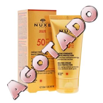 Nuxe Sun - Crema Fundente Spf50; 50 ml.